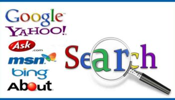 major search engines