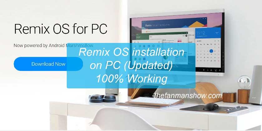 remix os 2.0 download 64 bit iso