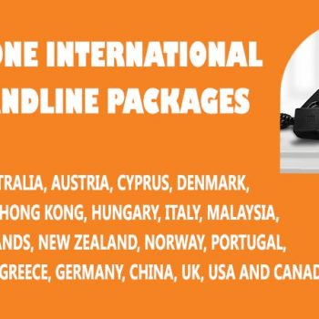 Ufone International Call Packages Landline Middle East, Asia and America