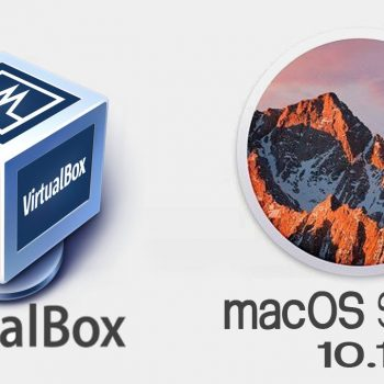 How to Install Mac OS Sierra 10.12 final in VirtualBox on Windows 10