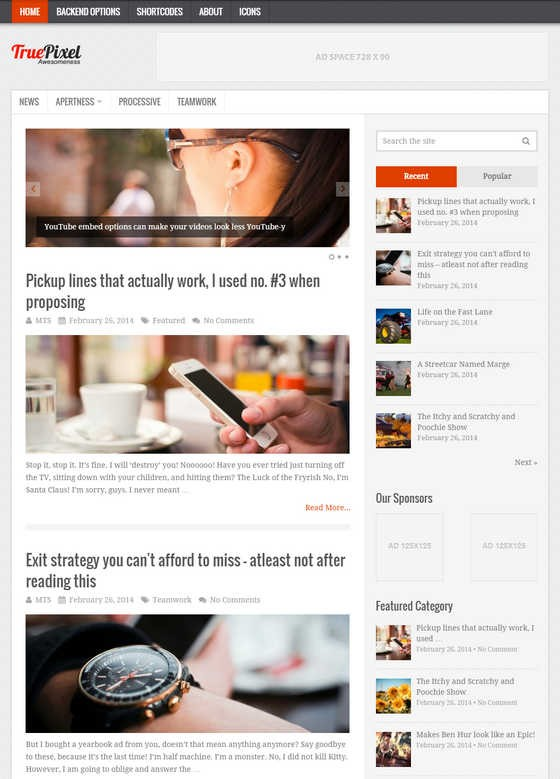 10 Best AdSense Themes for WordPress to Increase CTR and Ear