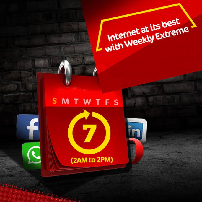 Jazz Weekly Extreme Offers