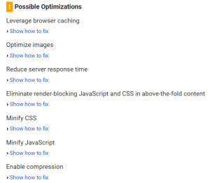 optimize css delivery htaccess