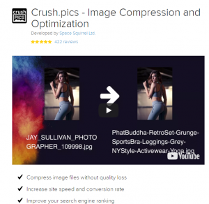 download Crush pics image compression and optimization