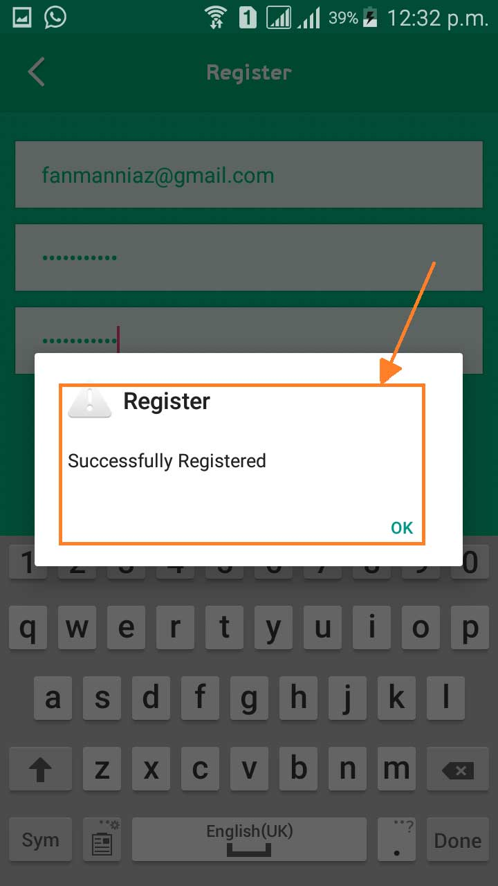 receive fax on mobile