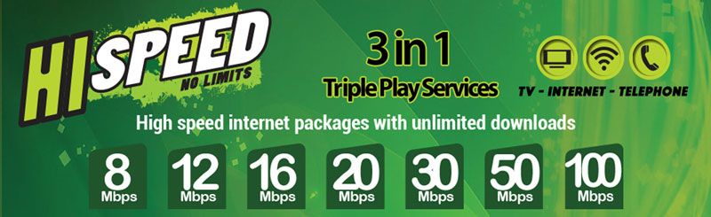 PTCL internet packages with ultra high speed