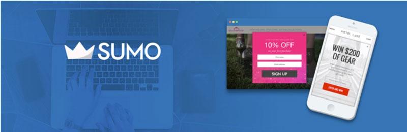 SumoMe - best popup plugin wordpress 2017