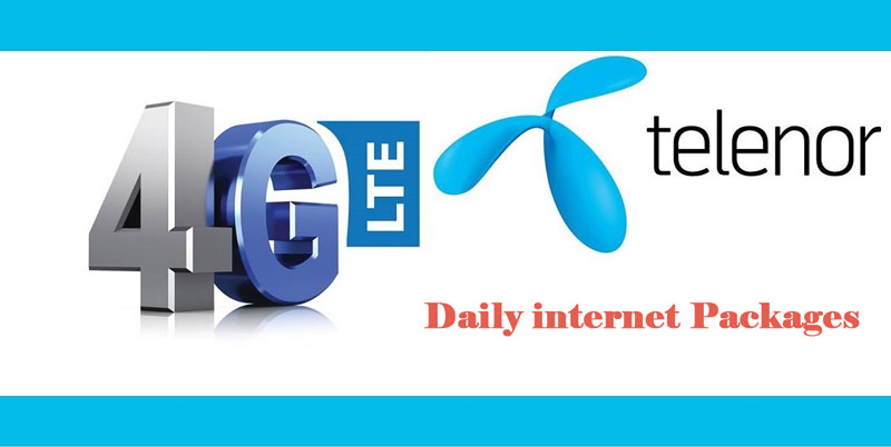 Telenor-daily-internet-pacakges