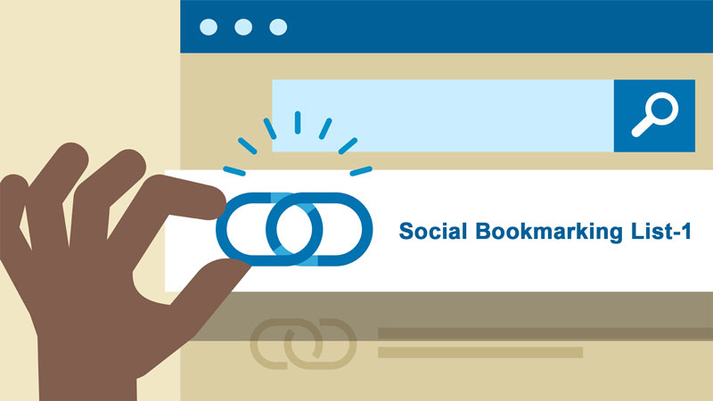 Top 250+ Social Bookmarking Submission Websites List 2019