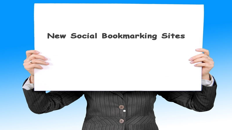 New Bookmarking Sites || Latest Bookmarking Sites 2019