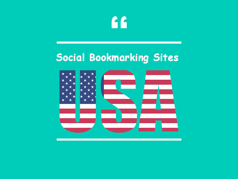 Social Bookmarking Sites USA || Best Social Bookmarking