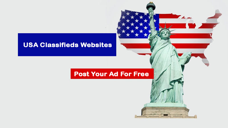 top usa classified websites list to avail free ad posting service