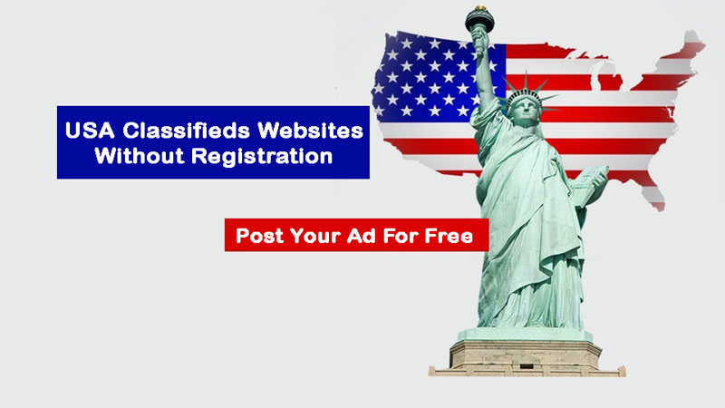 USA classified Sites Without Registration for Free